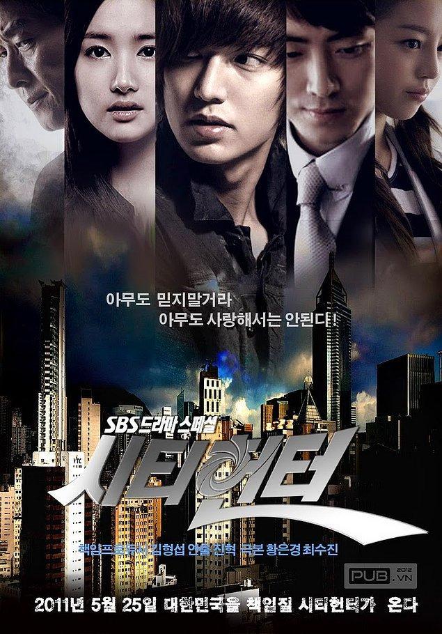 31. City Hunter (2011)   IMDB:8,5