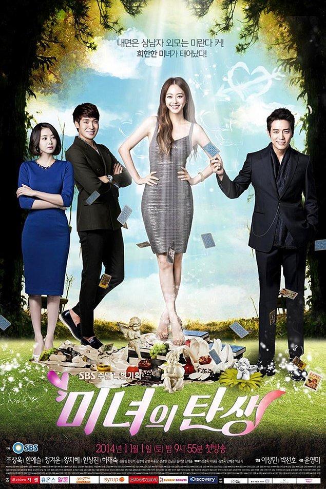 4. Birth of a Beauty (2014)   IMDB:7,4
