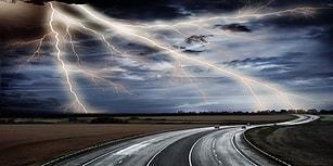 Bakalım Yoldayken Hava Koşulları Sana Vız Gelip Tırıs Gidecek mi?
