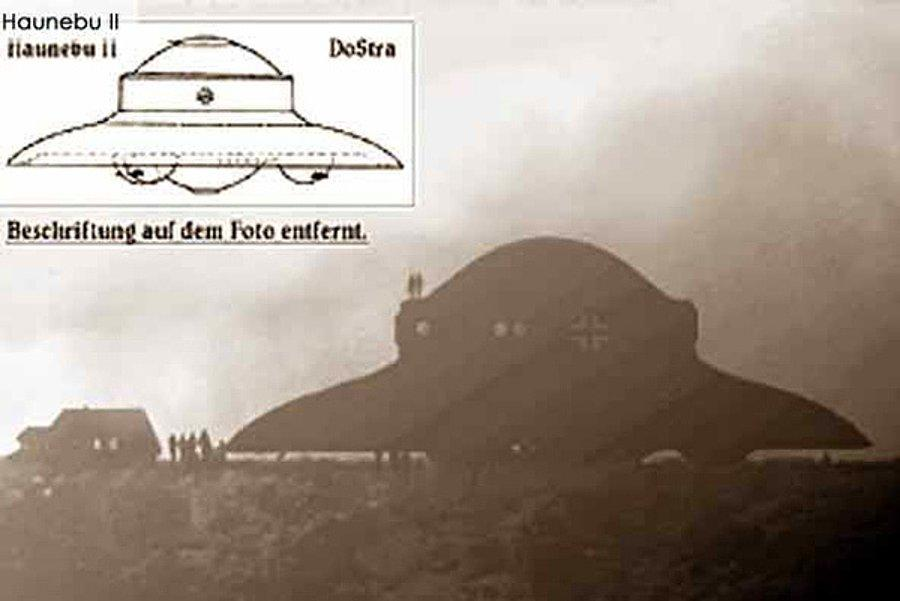 Image result for NAZİ UFOS vril