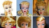 Çocukların Vazgeçilmez Oyuncağı Barbie'nin 56 Yıllık Evrim Süreci
