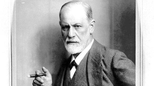 Sigmund Freud!