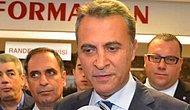 """Fikret Orman: """"Mustafa Denizli'nin Galatasaray'a Gitmesi Hoşuma Gitti"""""""