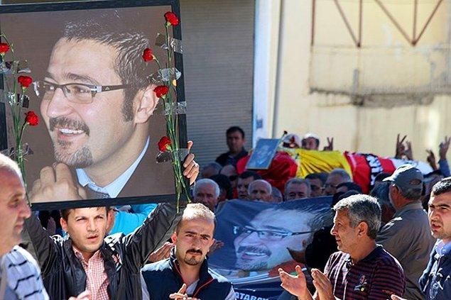 4. Ata Önder Atabay: Çok değil, bir ay kadar önce Ankara'daki bombalı terör saldırısında hayatını kaybetti.