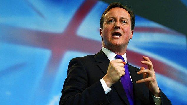 Cameron'a tehdit