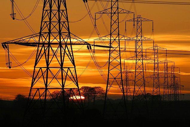 7. Geçtiğimiz yıla baktığımızda, doğalgazın, elektrik üretimindeki payı yüzde 48.7'ydi.
