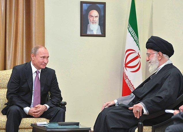 5. Doğalgaz ithalatında Rusya ve İran'a bağımlılığımız yüzde 73 seviyelerinde.
