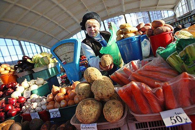 16. 2015 yılının ilk 9 ayında Rusya'ya (Ocak-Eylül) 544 milyon 858 bin 278 dolarlık bir yaş sebze ve meyve ihracatımız oldu.