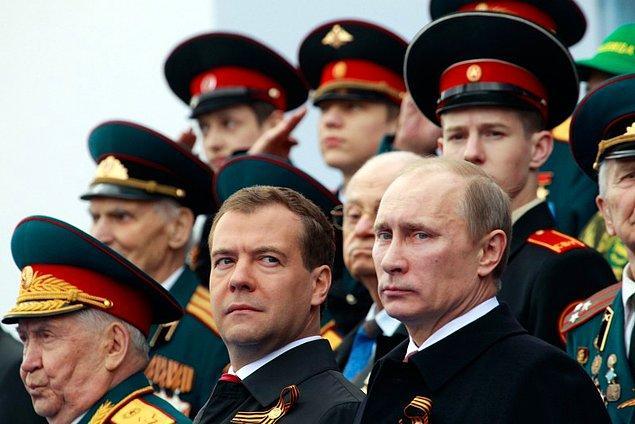 17. Rusya-Türkiye ilişkilerindeki sorunlar son dönemde giderek büyüyor.