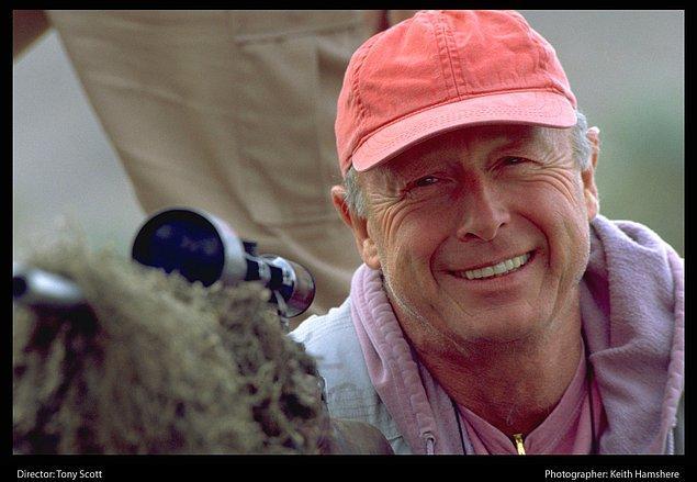 11. Hollywood'un hatrı sayılır yönetmenlerinden biri: Tony Scott