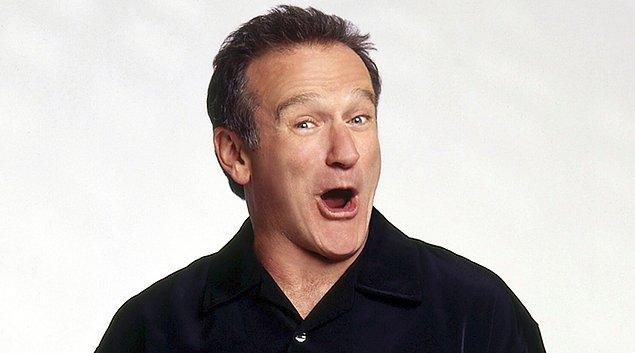 6. Herkesi güldürse de içi kan ağlayan palyaço hikayesi: Robin Williams
