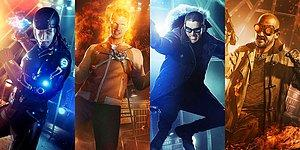 DC's Legends of Tomorrow'dan Yeni Fragman Geldi