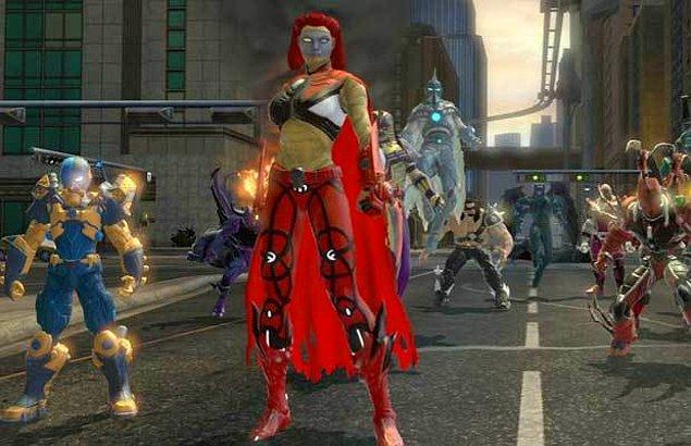 18. DC Universe Online