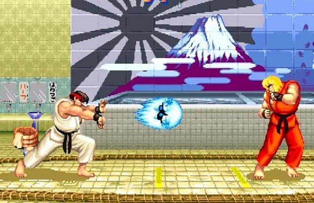 16. Street Fighter 2
