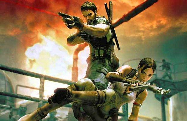 2. Resident Evil 5