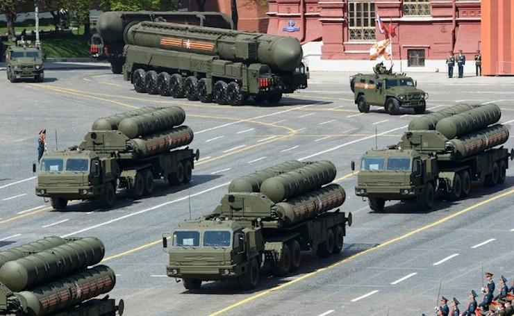 Rusya'nın S400 füzelerin ile ilgili görsel sonucu