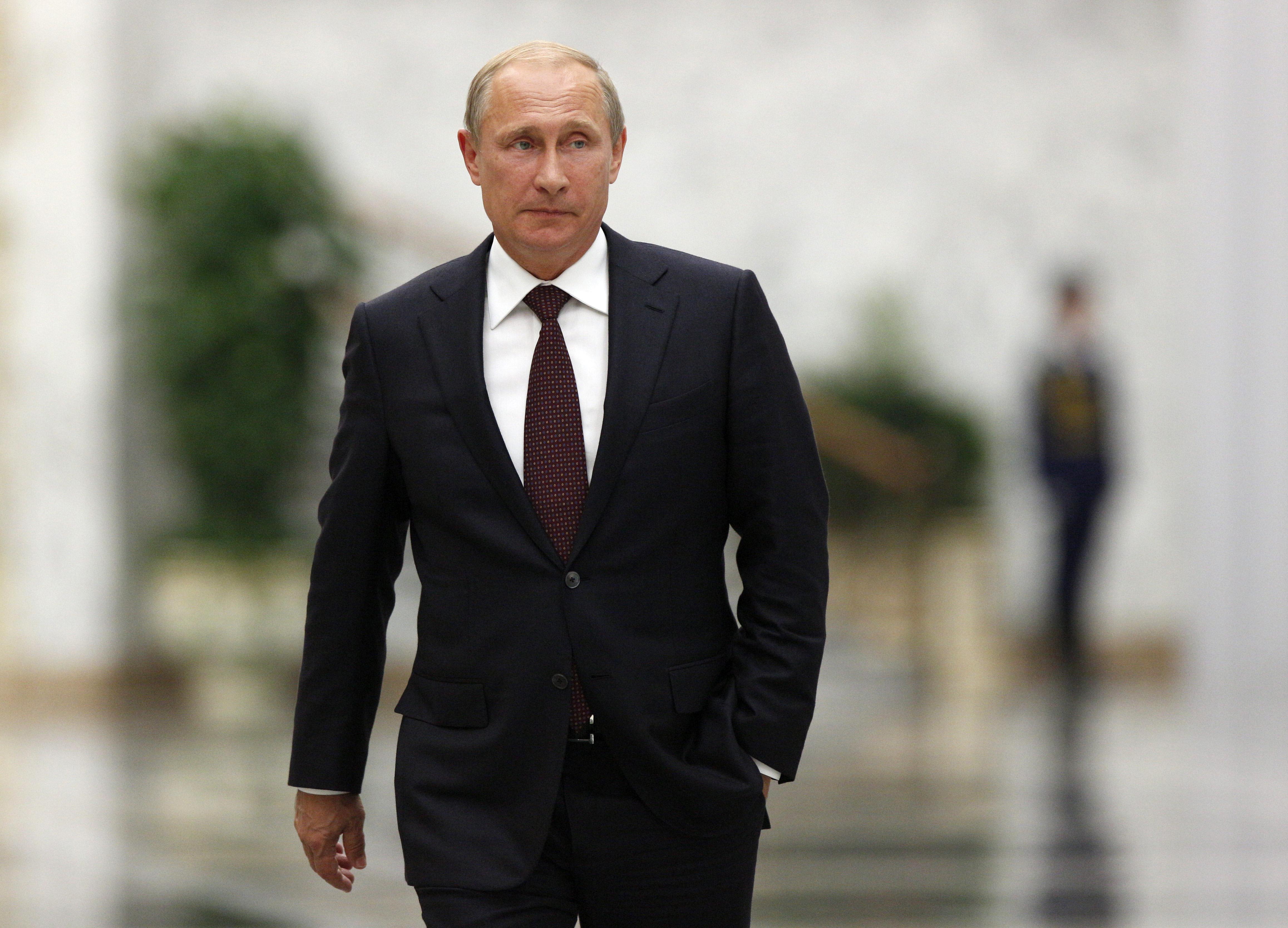 Путин глазами зарубежных СМИ • НОВОСТИ В ФОТОГРАФИЯХ