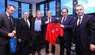 Kosova Futbol Federasyonu'ndan TFF'ye Ziyaret