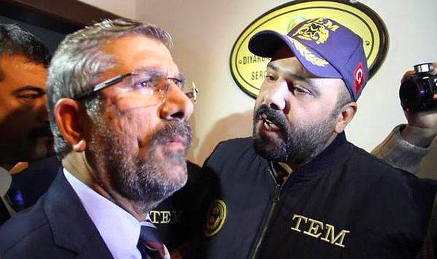 'PKK terör örgütü değildir' sözü nedeniyle yargılanıyordu