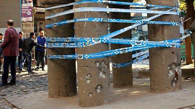 İnceleme yapan heyete ateş açıldı: 2 polis yaralandı