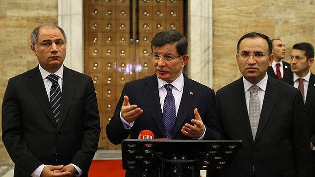 """Davutoğlu: """"Elçi'ye suikast planı olabilir"""""""