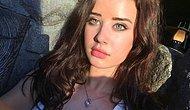 İki Farklı Göz Rengine Sahip Model; Sarah McDaniel