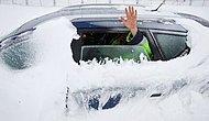 Kışın Yolda Kalmamak İçin Dikkat Etmeniz Gereken 12 Şey