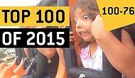 2015 Yılının En İyi 100 Viral Videosu | Bölüm 1