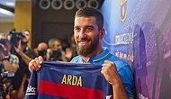 Arda Turan En İyi 100 Futbolcu Listesinde