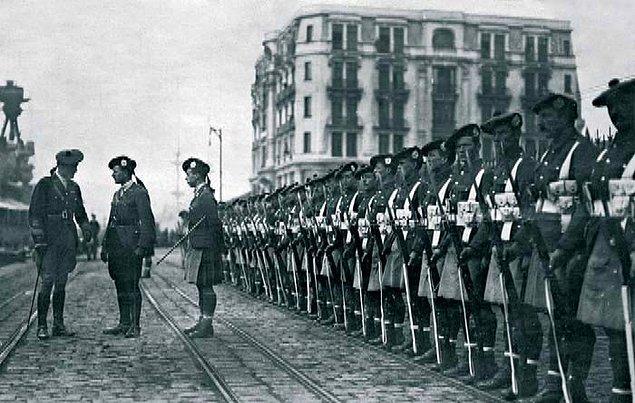 1. 1919 yılının başlarında Britanya İmparatorluğu,
