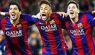 2015 Yılındaki En İyi Takım Organizasyonu ile Atılmış 15 Gol