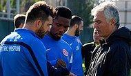 Antalyaspor Eto'o'Ya Emanet