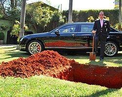 #1 'Milyonluk Arabamı Öbür Dünyada da Sürmek İçin Mezara Gömeceğim' Diyor Ama Aslında Amacı Bambaşka