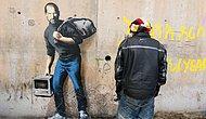 Banksy'den Suriyeli Bir Sığınmacığının Oğlu: Steve Jobs...