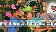 2015 Yılında Onedio'da En Çok Okunan 30 İçerik!