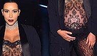 Ketçap Mayonez Olsun mu? Kim Kardashian Yine Rahat Durmadı Yine Bebeğinin Plasentasını Yedi