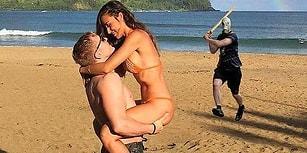 Fotoğraftaki Adanın Photoshopla Silinmesini İsteyen Çifte Yapılmış En Komik 21 Trolleme