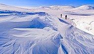 Norveç, Finlandiya'ya Dağ Hediye Ediyor