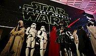 Star Wars: Güç Uyanıyor'un Kumaşları Kapalı Çarşı'dan