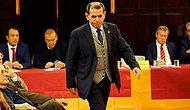 """Dursun Özbek: """"İstifa Etmem"""""""