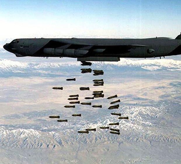Hava kuvvetlerine Türkiye'nin bombalanmasını emret