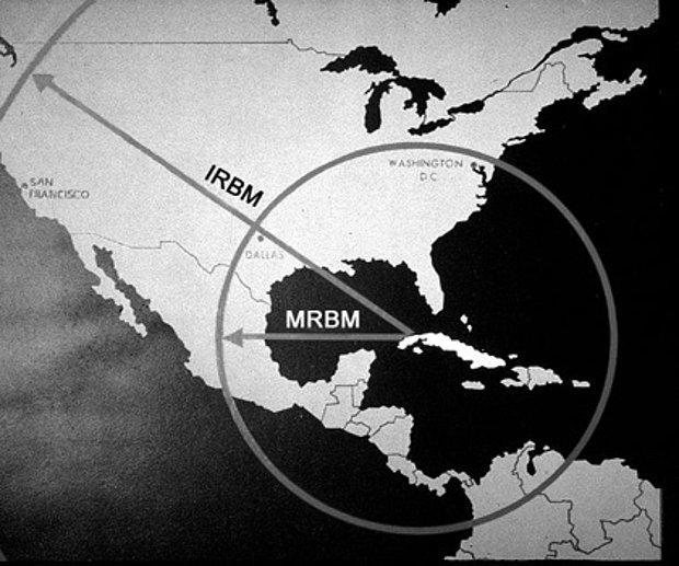 Küba'ya biraz füze yerleştir ve ABD'ye saldırı düzenlet.