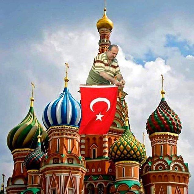 Moskova düştü! Savaşı Türkiye kazandı!