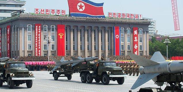 Kuzey Kore operasyona hidrojen bombası ile katılmak istiyor, onay verecek misin?