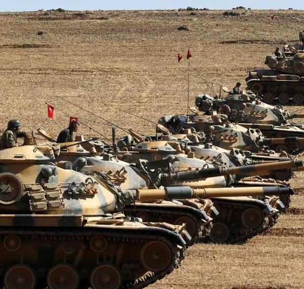 'Suriye'deki tanklar İran sınırına intikal etsin, İran yığınakları bombalansın!'