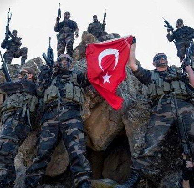 'Namlularımız bize düşman olanlar dışında kimseye dönmeyecektir. Herkes sağduyulu hareket etmeli'