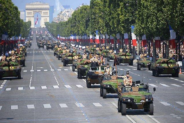 Fransa önderliğindeki koalisyon seni devirdi!