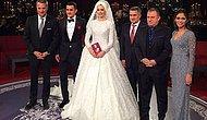 Beşiktaşlı Futbolcu Mustafa Pektemek Evlendi