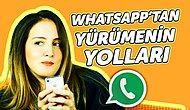 Whatsapp'tan Erkeklere Nasıl Yürünür?
