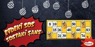 Hemen Tweetle, Yarışmaya Katıl, Calve'den Yeni Yılda Hediyeyi Kap!